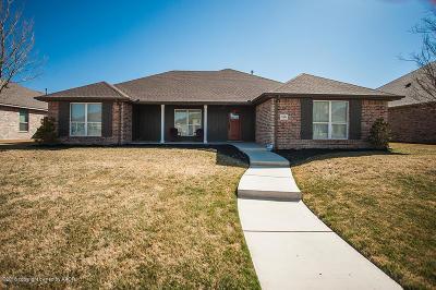 Amarillo Single Family Home For Sale: 7405 Columbus Dr