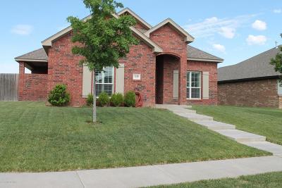 Amarillo Single Family Home For Sale: 7416 Fargo Dr