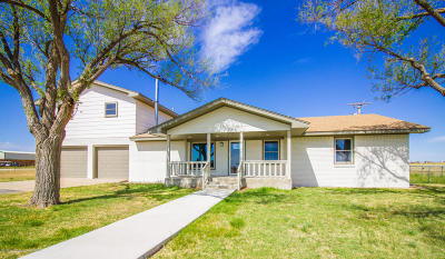 Canyon Single Family Home For Sale: 27800 Us Hwy 87 S
