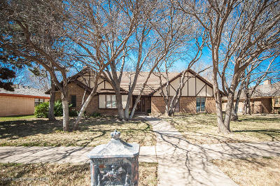 Randall County Single Family Home For Sale: 6004 Devon Dr