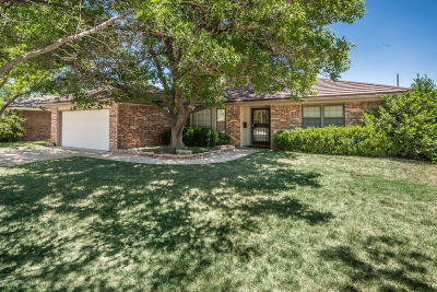 Amarillo Single Family Home For Sale: 3917 Barclay Dr