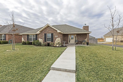 Randall County Single Family Home For Sale: 8007 Manor Haven Ct