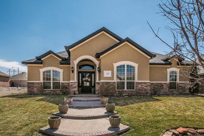 Potter County, Randall County Single Family Home For Sale: 7403 Limestone Dr