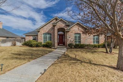 Potter County, Randall County Single Family Home For Sale: 4803 Williamsburg Pl