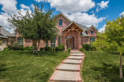 Randall County Single Family Home For Sale: 7810 Continental Pkwy