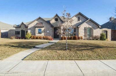 Potter County, Randall County Single Family Home For Sale: 8006 Greenbriar Dr