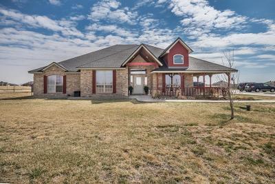 Amarillo Single Family Home For Sale: 5201 Buffalo Springs Trl