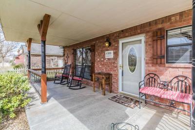 Amarillo Single Family Home For Sale: 6309 Crockett St