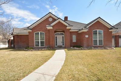 Amarillo Single Family Home For Sale: 4005 Van Tassel St