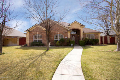 Randall County Single Family Home For Sale: 6913 Achieve Dr