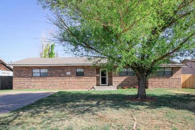 Amarillo Single Family Home For Sale: 3102 Mockingbird Ln