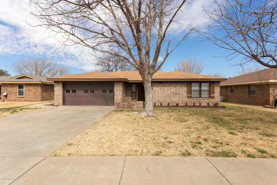 Amarillo Single Family Home For Sale: 5602 40th SW Ave