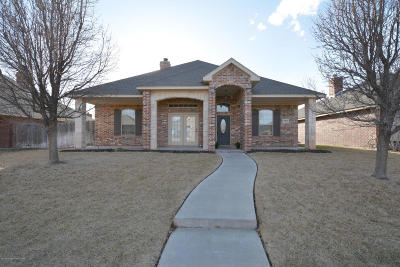 Amarillo Single Family Home For Sale: 8104 Taos Dr