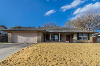 Canyon Single Family Home For Sale: 1419 Creekmere Dr