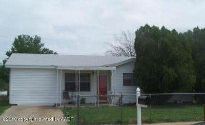Potter County Single Family Home For Sale: 2926 Grand St