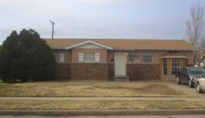 Amarillo Single Family Home For Sale: 5120 Travis S St
