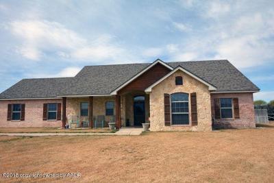 Randall Single Family Home For Sale: 8350 Joy Ln