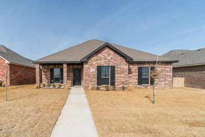 Randall Single Family Home For Sale: 9110 Heritage Hills Pkwy