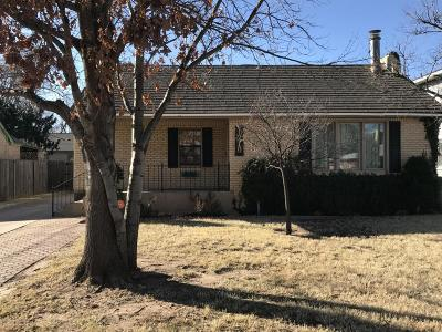 Potter County Single Family Home For Sale: 1210 Travis S St