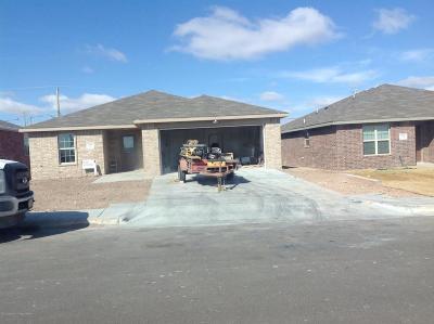 Amarillo Single Family Home For Sale: 7208 Gemini
