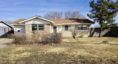 Potter County Single Family Home For Sale: 2507 Bivins St