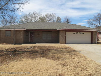 Randall Single Family Home For Sale: 5108 Shawnee Trl
