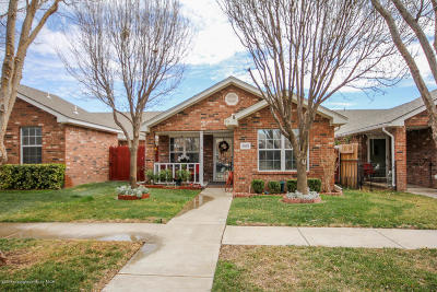 Randall Single Family Home For Sale: 3619 Mirror St