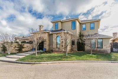Randall County Single Family Home For Sale: 6109 Tuscany Village