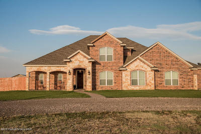 Bushland Single Family Home For Sale: 5101 Bushland Rd