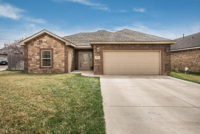 Amarillo Single Family Home For Sale: 3307 Birmingham St