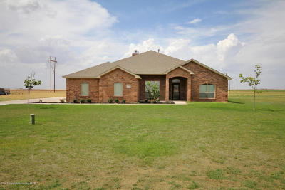Bushland Single Family Home For Sale: 17750 Morning Star Rd