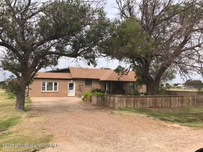 Carson County Single Family Home For Sale: 900 & 1100 Grimes