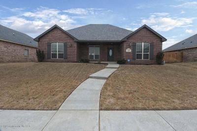 Amarillo Single Family Home For Sale: 3809 Arden Rd