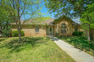 Randall County Single Family Home For Sale: 6904 Andover Dr