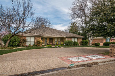 Randall County Single Family Home For Sale: 6208 Ridgewood Dr
