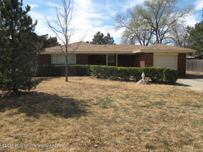 Canyon Single Family Home For Sale: 2524 9th Ave