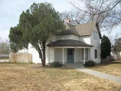 Canyon Single Family Home For Sale: 210 4th Ave