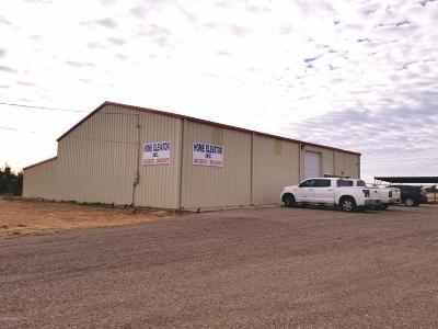 Randall County Commercial For Sale: 3216 Fm 1151 (Claude)