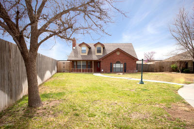 Randall County Single Family Home For Sale: 7501 Stuyvesant Ave