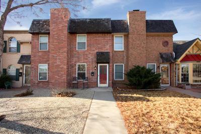 Amarillo Condo/Townhouse For Sale: 3105 28th Ave