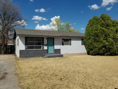 Potter County, Randall County Single Family Home For Sale: 4212 Jennie