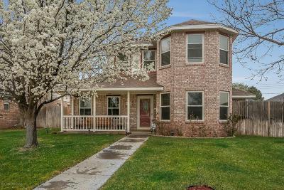 Randall County Single Family Home For Sale: 6704 Prosper Dr