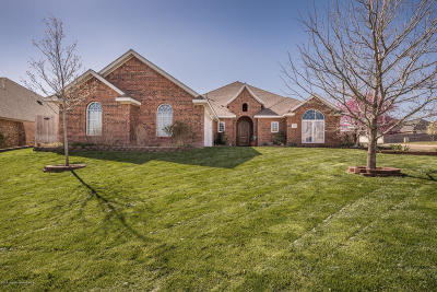 Amarillo Single Family Home For Sale: 6807 Spring Cherry Ln