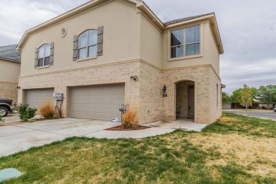 Amarillo Condo/Townhouse For Sale: 6513 Bear Dr