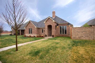 Potter County, Randall County Single Family Home For Sale: 5710 Brandy Lee Ct