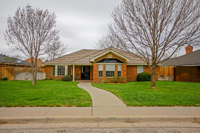 Randall County Single Family Home For Sale: 7506 Yorkshire Ct