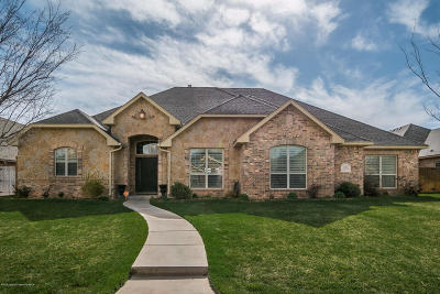 Amarillo Single Family Home For Sale: 7703 Georgetown Dr