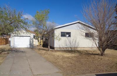 Amarillo Single Family Home For Sale: 4910 Leigh Ave