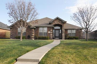 Randall County Single Family Home For Sale: 6806 Thunder Rd