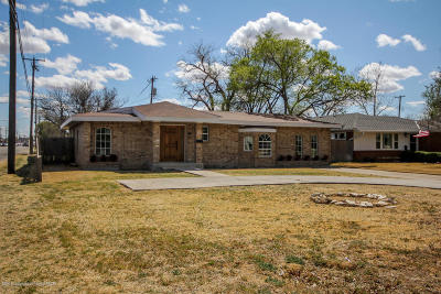 Potter County, Randall County Single Family Home For Sale: 4201 Erik Ave
